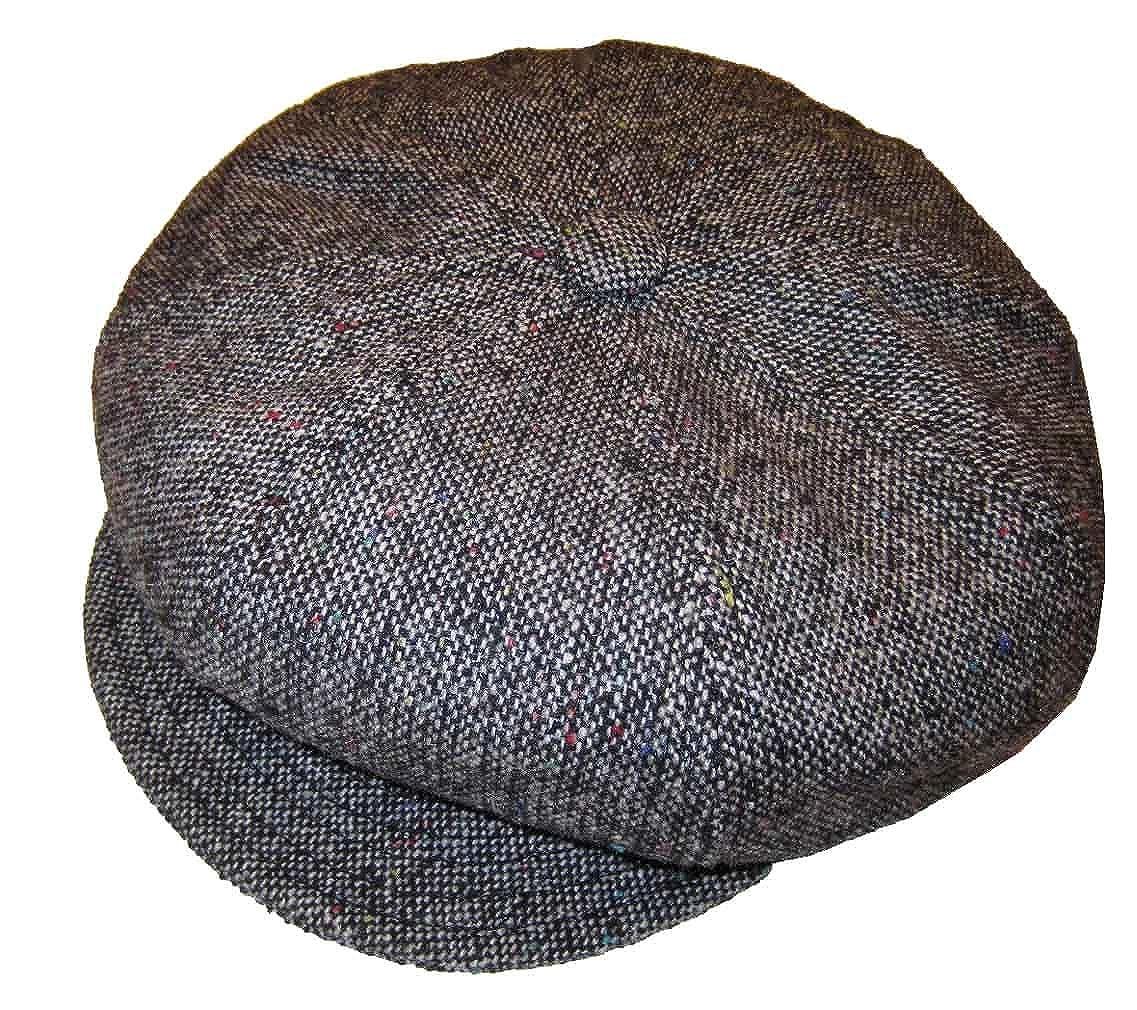 e32ed31645b Amazon.com  New York Hat Co. Wool Tweed Spitfire Cap  Clothing
