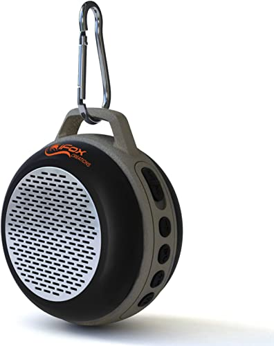 iFox Creations IFS303 Ultra Portable Clear Sound Wireless Bluetooth Speaker