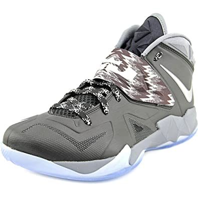 b1e7b2c39b80 ... where can i buy nike zoom soldier vii pp mens hi top basketball  trainers 609679 lebron