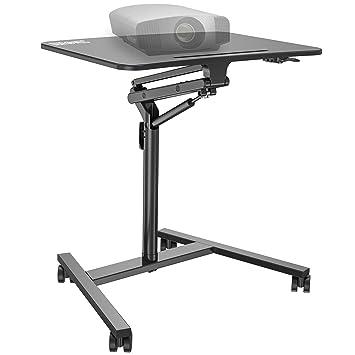 Duronic WPS37 Mesa Soporte para proyector de hasta 10 kg: Amazon ...