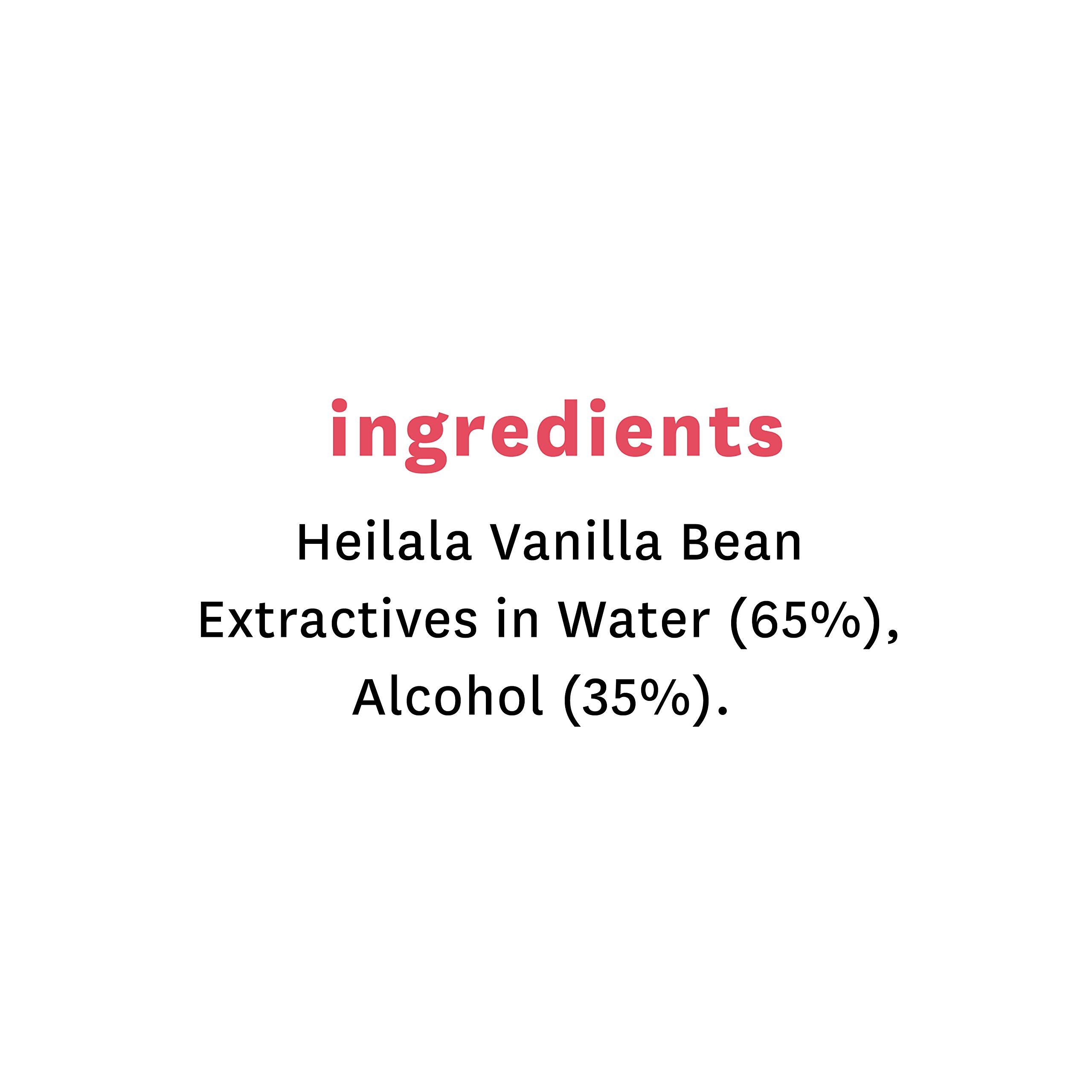 Pure Vanilla Extract for Baking - Gourmet Quality Organically Grown, No Sugar, No Imitation Flavors, No Chemicals or Synthetic Flavors - Heilala Vanilla is 100% Pure Vanilla Extract 16.90 fl oz by Heilala Vanilla (Image #6)
