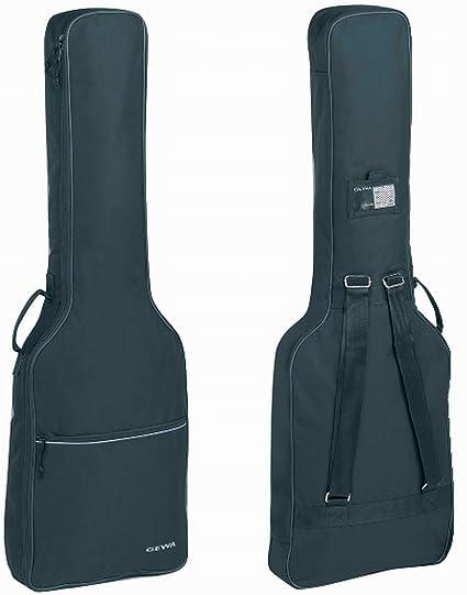 Gewa Funda de Guitarra Basic 5 para guitarra acústica: Amazon.es ...
