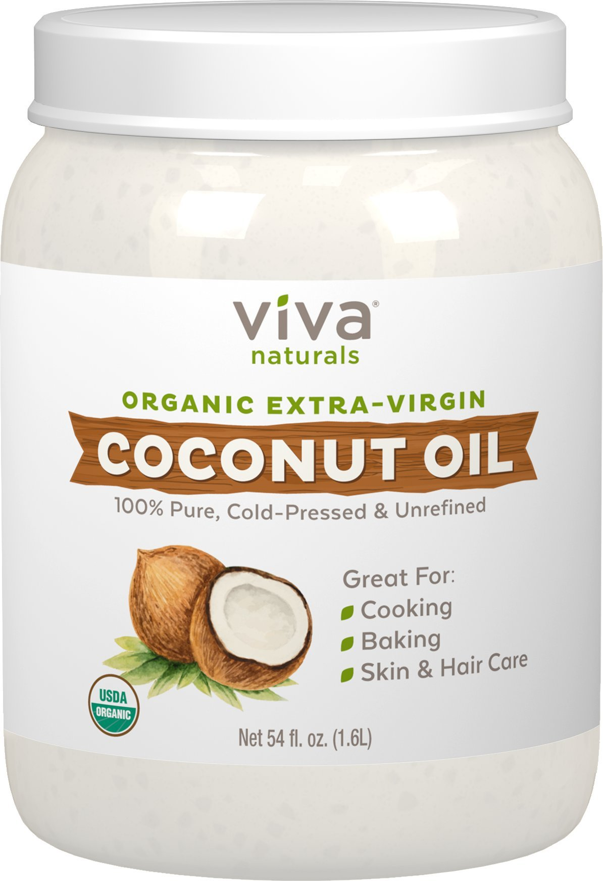 Yes Natural Organic Extra Virgin Coconut Oil