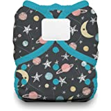 Thirsties Duo Wrap Cloth Diaper Cover, Hook and Loop Closure, Stargazer Size One (6-18 lbs)