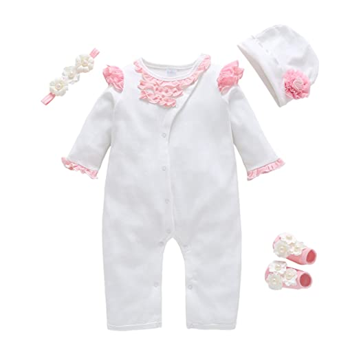 0492a90cb89 Amazon.com  Baby Brielle Layette Onesie Necessities in Box Registry ...