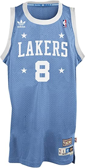 Amazon.com: adidas Kobe Bryant Los Angeles Lakers - Camiseta ...