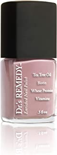 product image for Dr.'s REMEDY Enriched Nail Polish, RESILIENT Rose, 0.5 Fluid Ounce