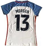 2016-2017 Alex Morgan #13 WOMEN'S USA National Home Jersey