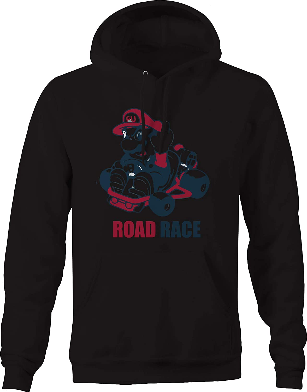 Road Race Rage Video Game Cart Finder Sweatshirt