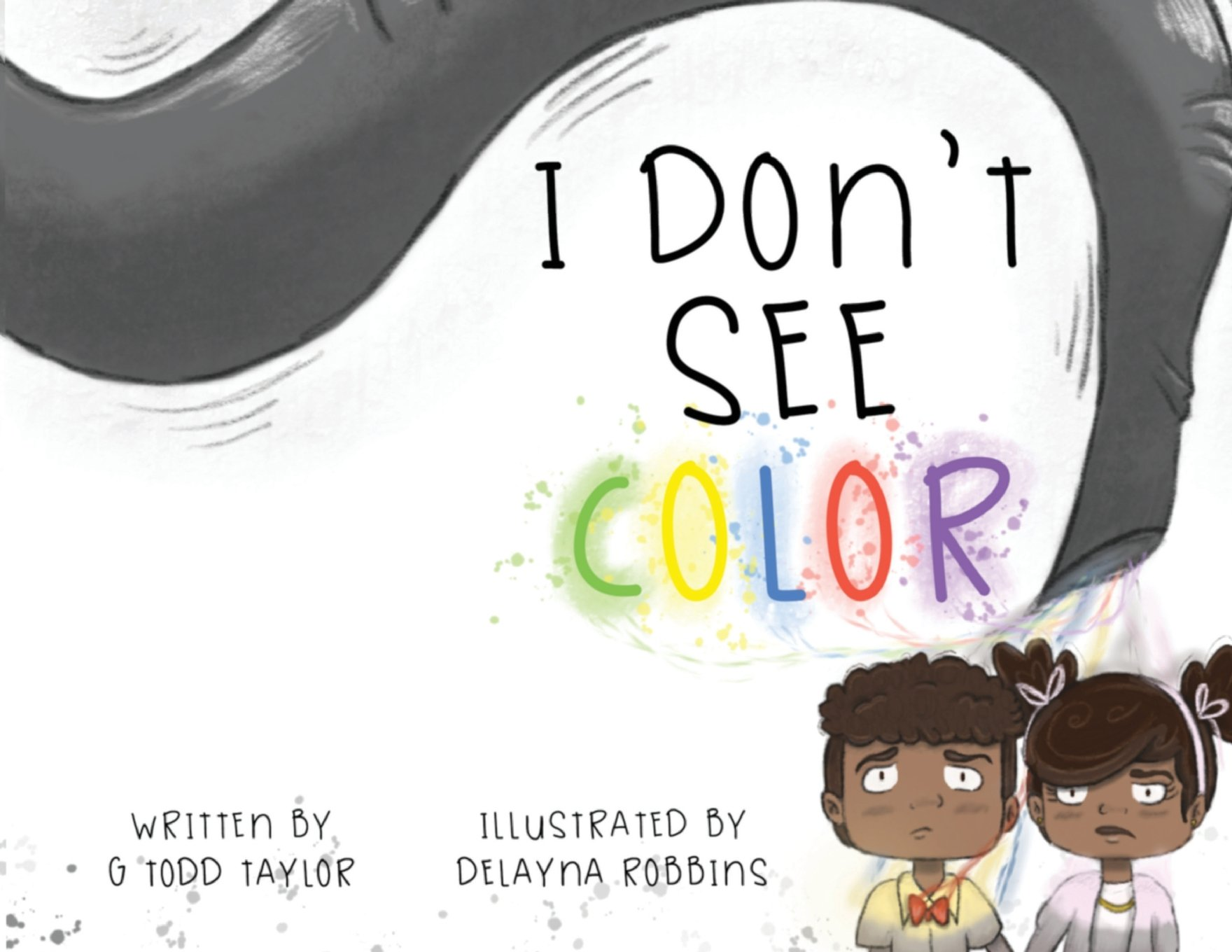 I Don't See Color ebook