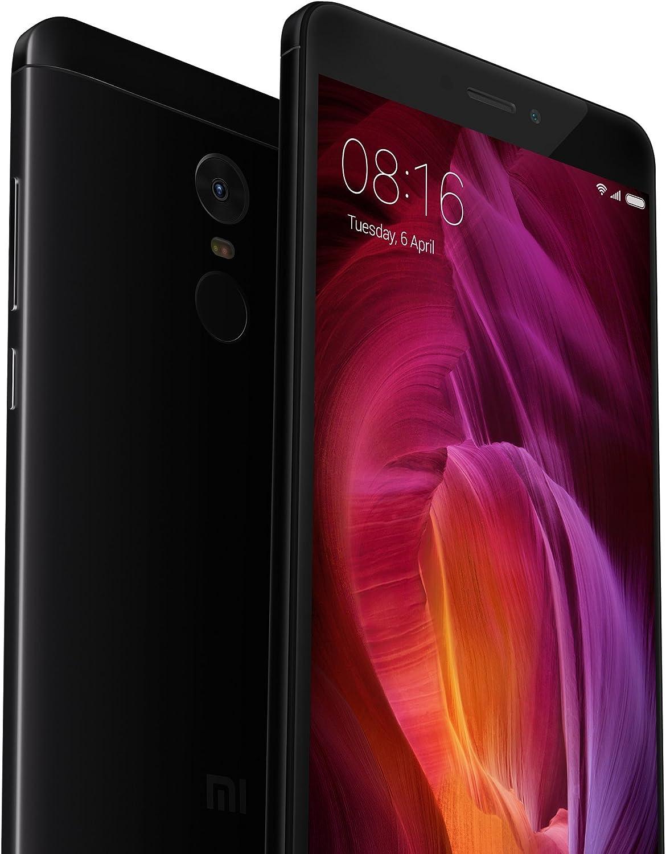 Xiaomi Redmi Note 4 - Smartphone Libre de 5.5