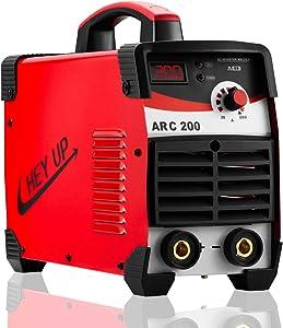 Arc 110/220V Welder IGBT Smart MMA Stick DC Inverter 160/200a Welder