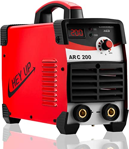 Arc 110 220V Welder IGBT Smart MMA Stick DC Inverter 160a Welder with Digital LCD Display for Beginner Welding Machine Electrode Holder Ground Work Clamp Conversion Line Adapter Cable