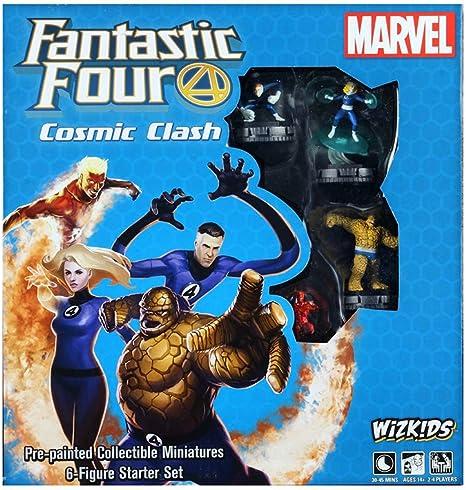 HEROCLIX Fantastic Four 046 GORGON FF