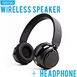SoundBot SB250 Sou-8288 Bluetooth 3.0 Headset (Black)