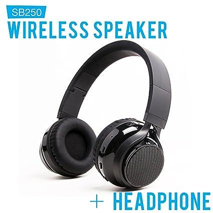 11e0d6e228a SoundBot SB250 Sou-8288 Bluetooth 3.0 Headset (Black): Buy SoundBot ...