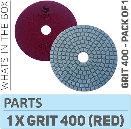 Stadea Diamond Polishing Pads 7 Inch For Marble Concrete Stones Terrazzo Granite