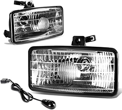 chevy s10 tail light wiring amazon com replacement for chevy s10 xtreme gmt325 pair of bumper  replacement for chevy s10 xtreme