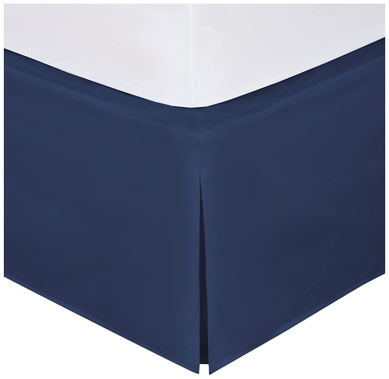 Amazon.com: magic skirt tailored bedskirt, never lift your ...
