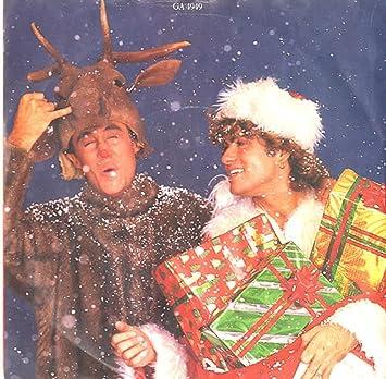 Wham Christmas.Last Christmas Everything She Wants Wham 7 45