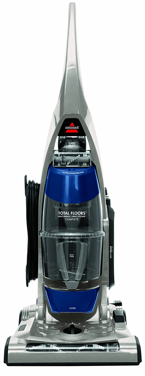 Amazon.com   BISSELL Total Floors Complete Bagless Upright Vacuum, 52C2    Corded   Bissel Total Care