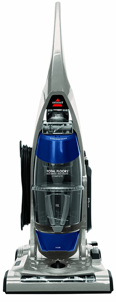 BISSELL Total Floors Complete Bagless Upright Vacuum, 52C2