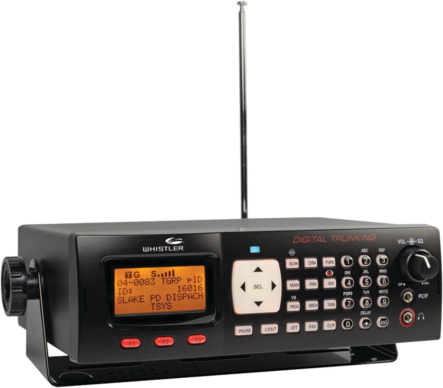 Whistler WS1065 Desktop Digital Scanner,Black: Electronics