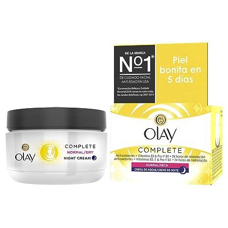 Olay Complete Care Crema de Noche para Pieles Normales a Secas - 50 ml