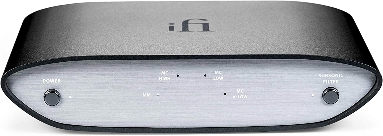 iFi Audio Zen Phono Preamp for Turntables / Record Players
