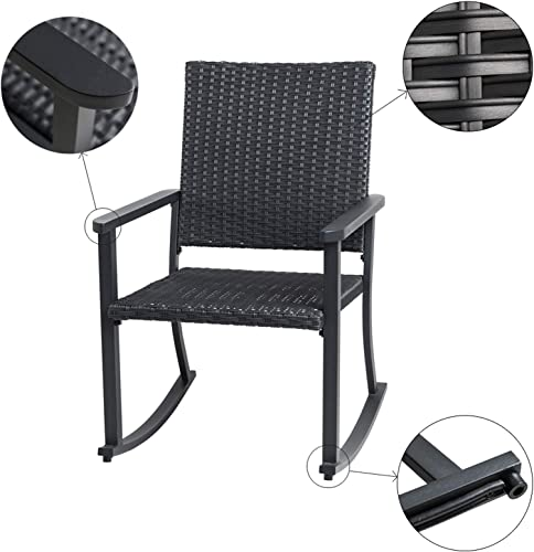 C-Hopetree Outdoor Rocking Chair