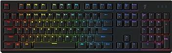 TESORO TS-G11SFL RED Gram Spectrum Mechanische Tastatur Vollfarb -LED, schwarz, American Layout (QWERTY)