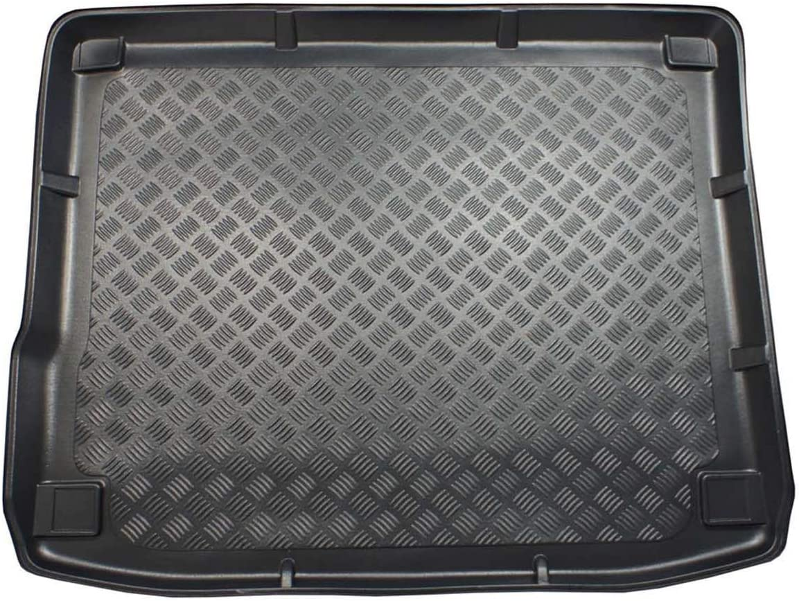 2018 on Nomad Auto Tailored Fit Durable Black Boot Liner Tray Mat Protector for VW Touareg