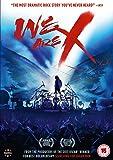 We Are X [Edizione: Regno Unito] [Import anglais]