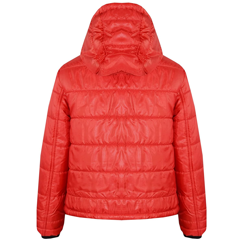 49e70a268f86 Amazon.com  A2Z 4 Kids® Girls Jacket Kids Bella High Shine Red ...