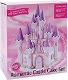 """Wilton Kit pour gâteau """"château romantique"""" 32 pièces"""