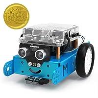 Makeblock mBot Educational Robot Kit for Kids Blue(Bluetooth Version)
