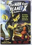 The Man From Planet X (El Ser Del Planeta X) [DVD]