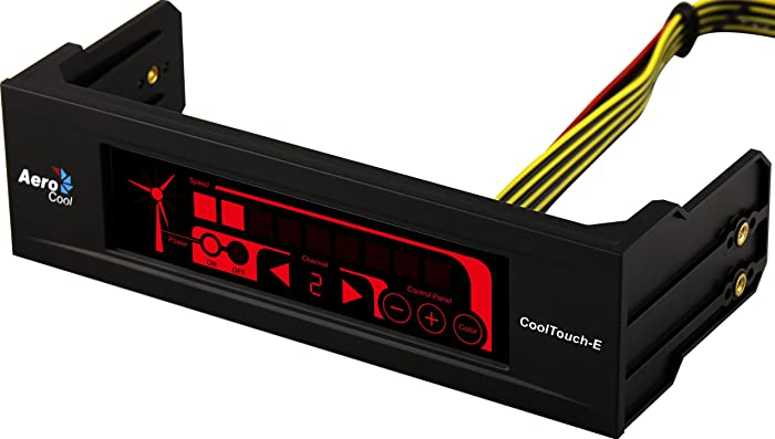 AeroCool Touch-E Fan and Temperature Controller (Cooltouch-E)