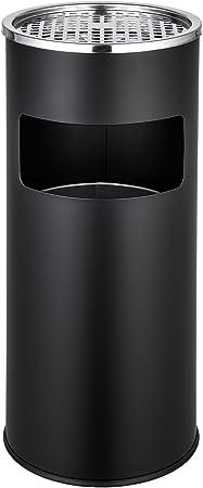 Cendrier-poubelle int/érieur et ext/érieur