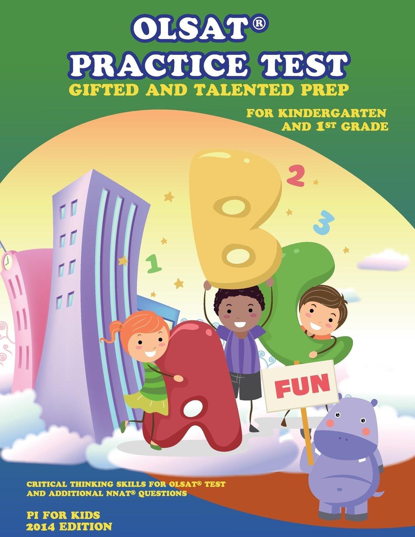 Iq Test For Kids Amazoncom