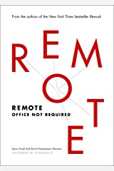 Remote: Office Not Required Hardcover