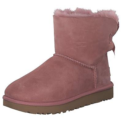 97812437261 UGG 1016501 PDW Mini Bailey Bow II Stiefel Pink