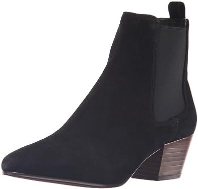 Cheap New Arrivals Reesa' Bootie Women Womens Woodland Brown Suede Sam Edelman Womens Boots