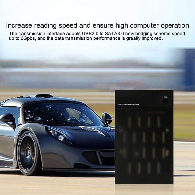 USB 3.0 - Disco duro externo (2,5