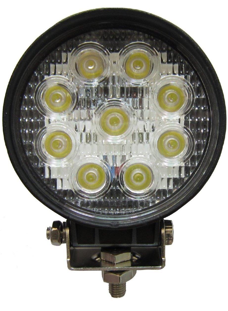 Tufkote Flood Beam Auxiliary LED Lamp For Cars And Bikes 27W