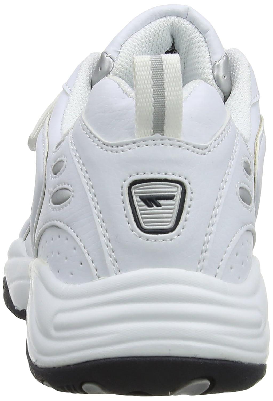 43 EU Blanc White 011 Hi-Tec Blast Lite Ez Zapatos para hombre