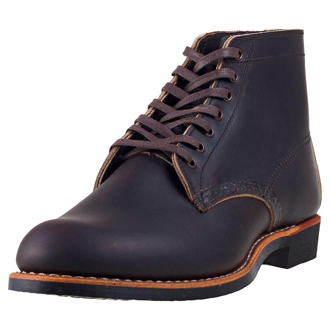 Red Wing Shoes - Botas Chukka Hombre 47 EU|Marrón Oscuro