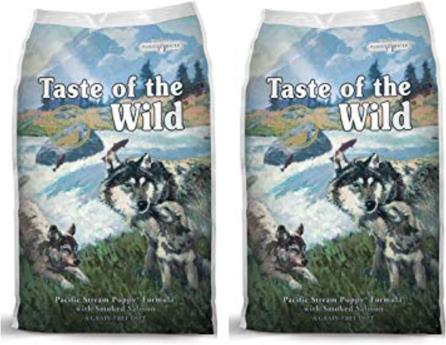 Taste of the Wild 2 Pack Pacific Stream