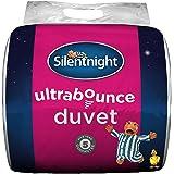 Silentnight Ultrabounce Duvet-10.5 Tog, Microfibre, White, Double