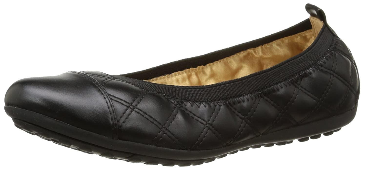 a0ac43c5b71 Geox Donna Piuma Ballerina, Women's Ballet Flats: Amazon.co.uk: Shoes & Bags